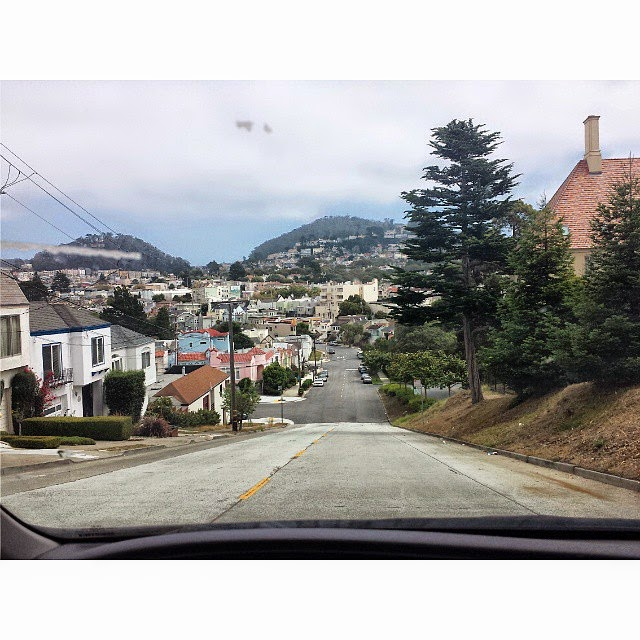 Canu0027t Get Enough Of These Hilly Streets In SF!