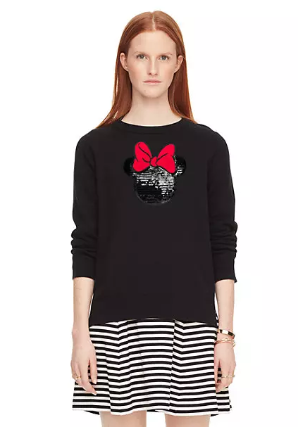 Minnie Bow  Sweater