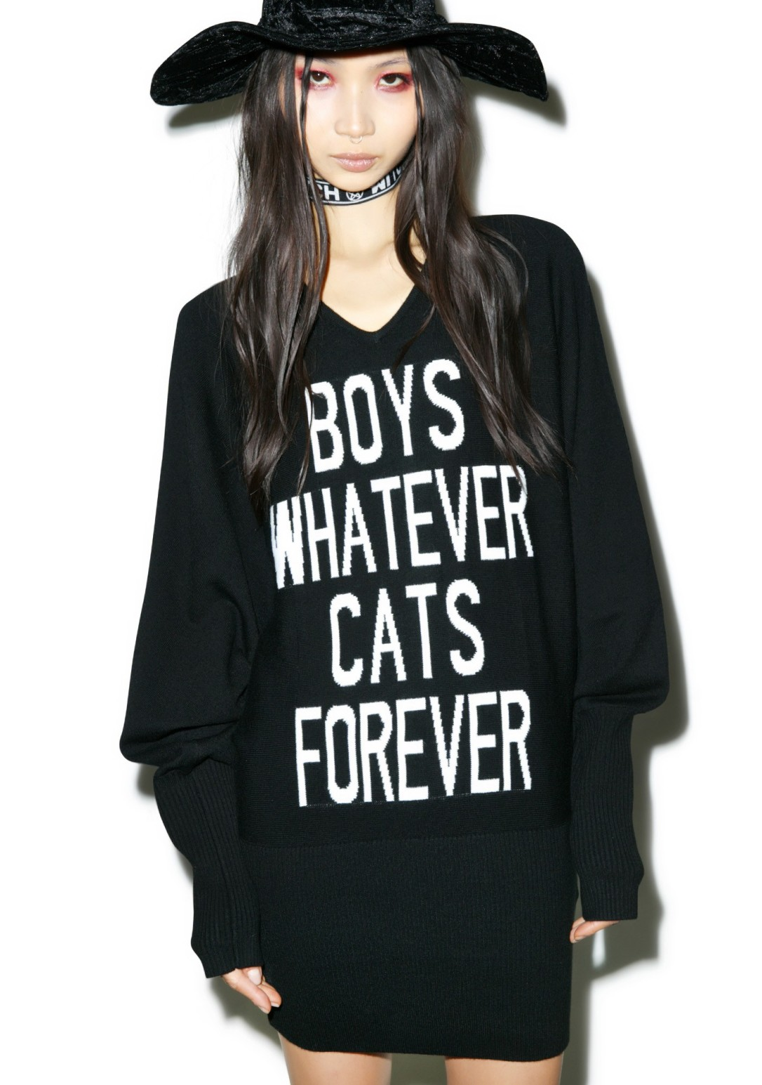 Boys Whatever, Cats Forever