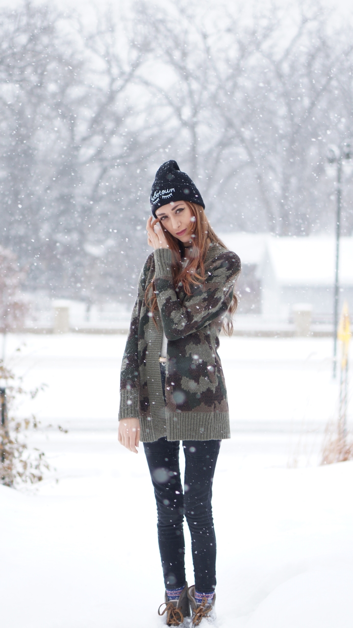 Currently Craving: Camo