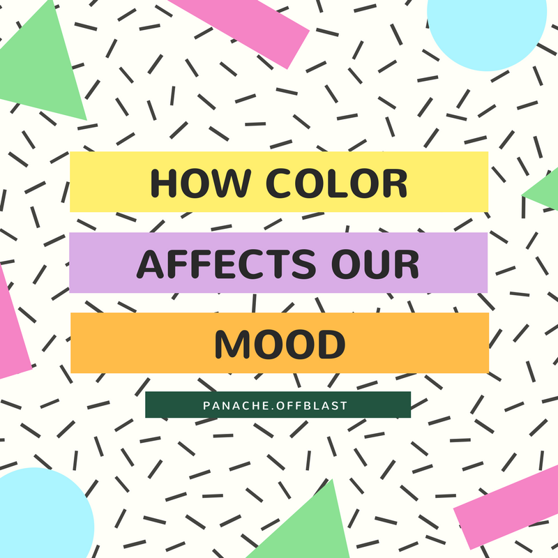 How Color Affects Our Mood